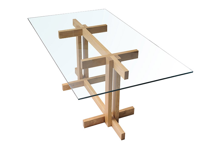Table TAM-table de designer-table design-design table-design by request-design France-french design-table en bois-table in Wood-meuble sur mesure-design by request